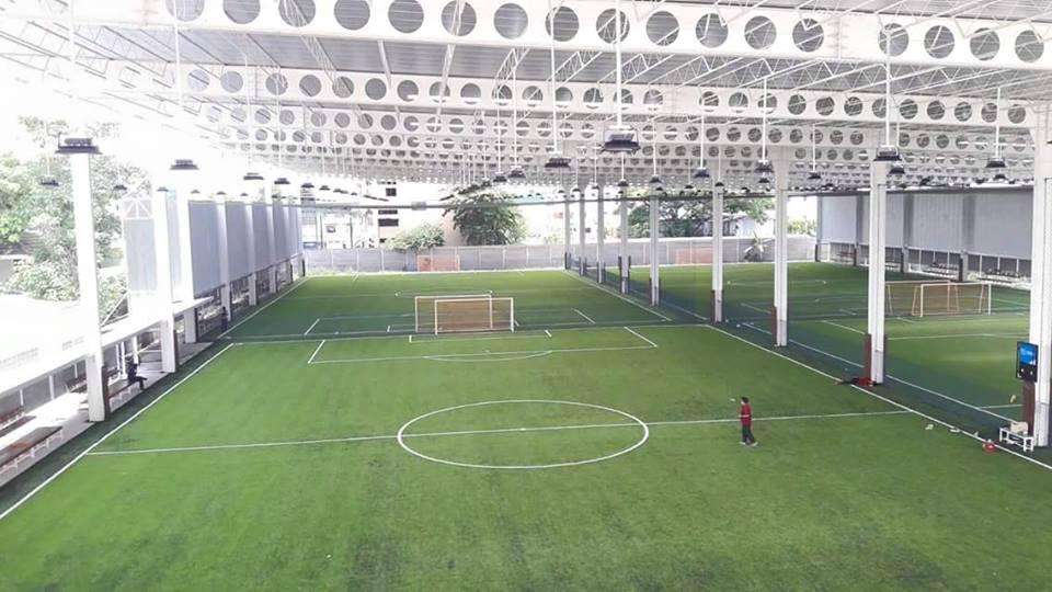 เซลลูล่าร์บีม cellularbeam สนามบอลในร่มsoccker pro อ่อนนุช17 กรุงเทพฯ