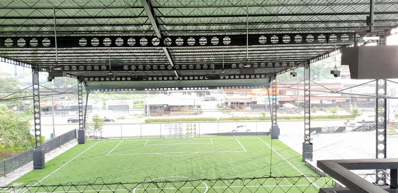 โครงสร้างเหล็กเซลลูล่าร์บีม จันทบุรี